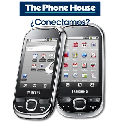 Samsung Galaxy5 TPH