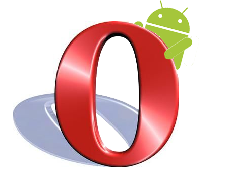 Android_opera mobile