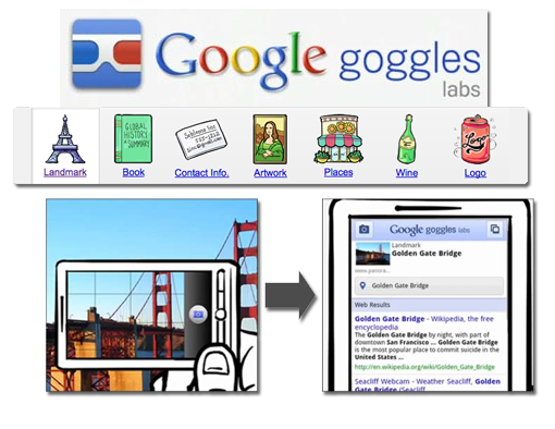 google goggles for iphone goggles ya est 225 disponible para iphone 14216