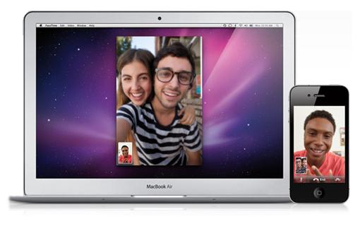 Mac FaceTime