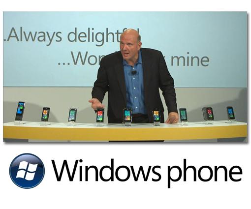 WindowsPhone 7 conferencia