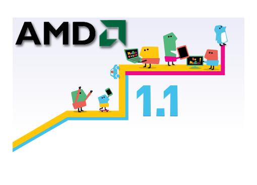 Meego se une AMD