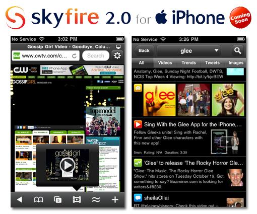 Skyfire iOS