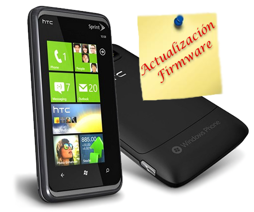 WindowsPhone 7 firmware