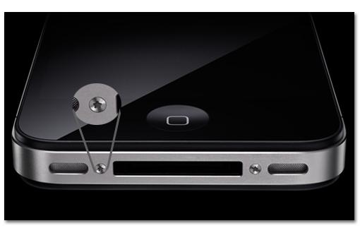 iPhone4 tornillos nuevos
