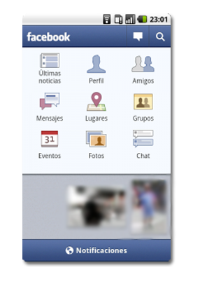 Android Facebook chat