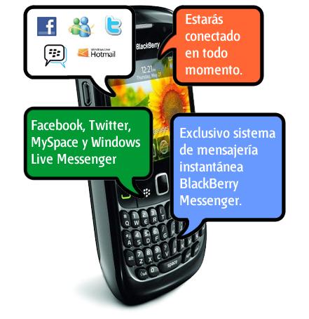 Euskaltel Blackberry