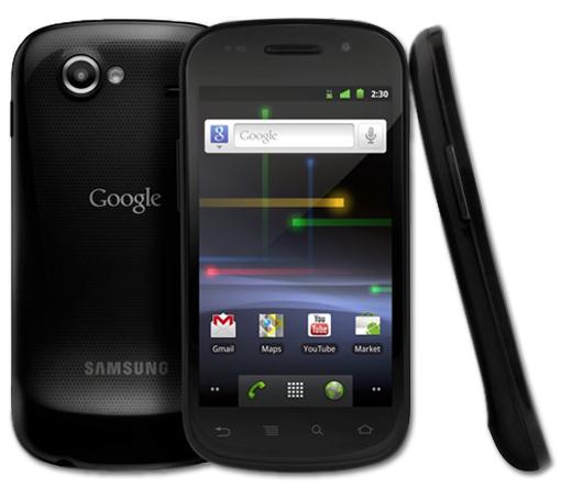 Google Nexus S oficial