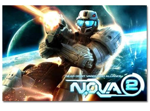NOVA 2 app