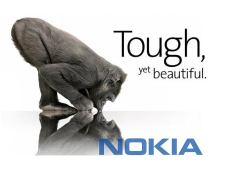 Nokia Gorilla Glass