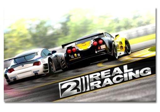 Real Racing Apple