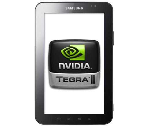 Samsung Galaxy Tab Nvidia