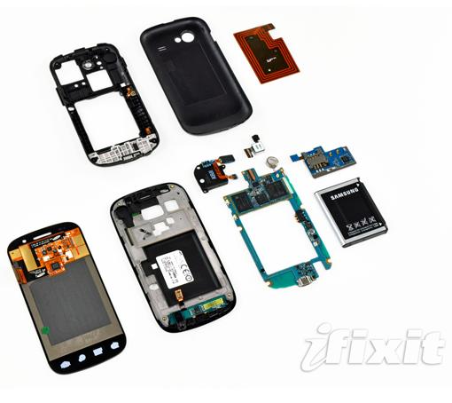 iFixit Nexus S