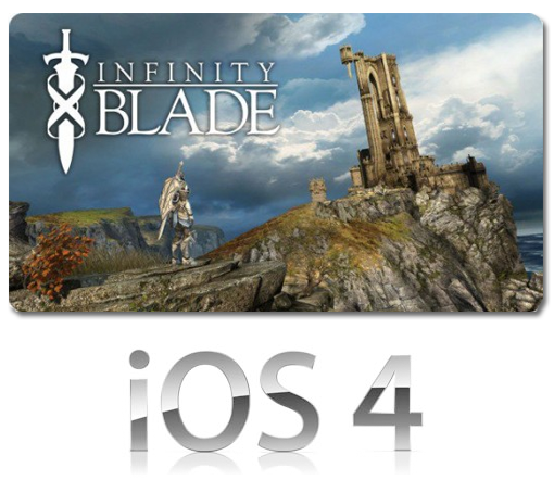 iOS infinity blade