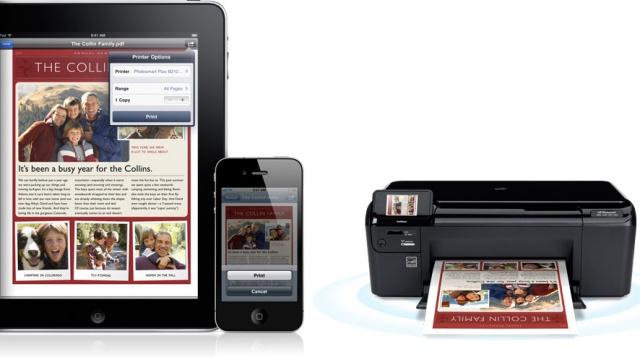 iPad-AirPrint