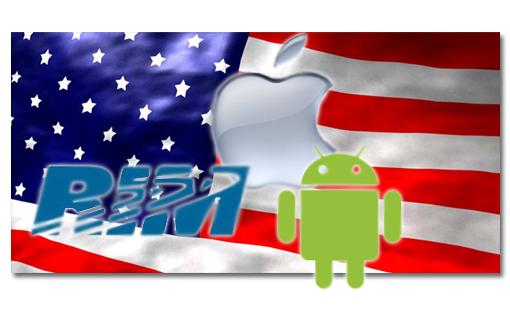 EEUU smartphone 2010
