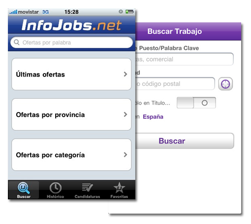 iDevice busca empleo