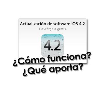 iOS 4.2 release