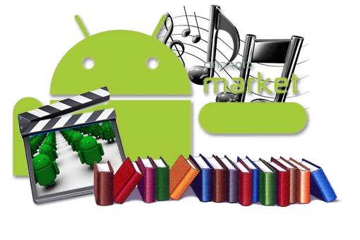 Android Market nueva version