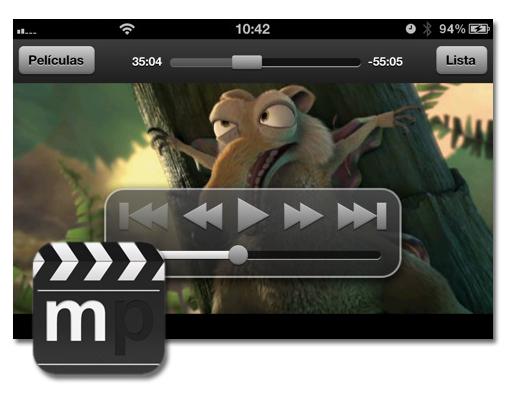 Apple Movie Player