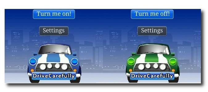 DriveCarefully. Conduce seguro con tu smartphone