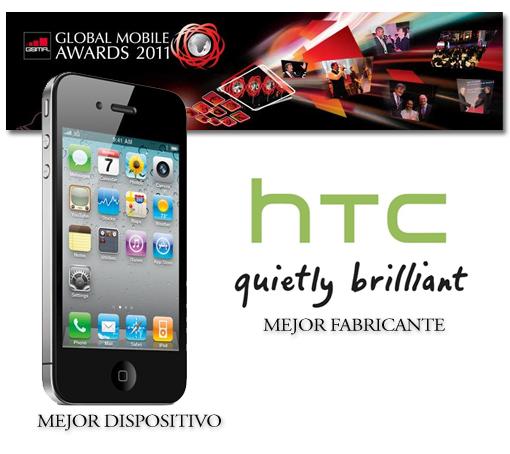 Global Mobile Awards 2011
