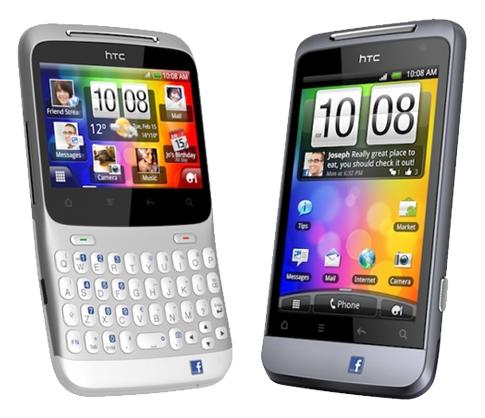 HTC Chacha Salsa