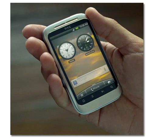 HTC se cuela y muestra la posible Wildfire 2