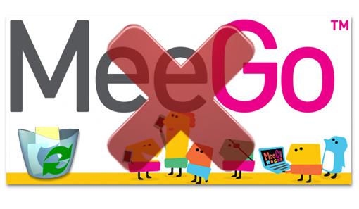 Nokia Meego delete