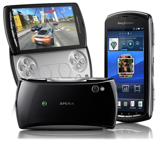 SOE Xperia Play presentacion