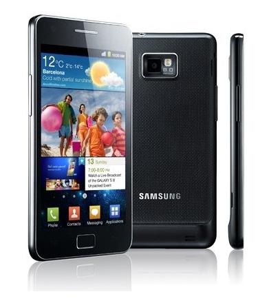 Sam Galaxy S II