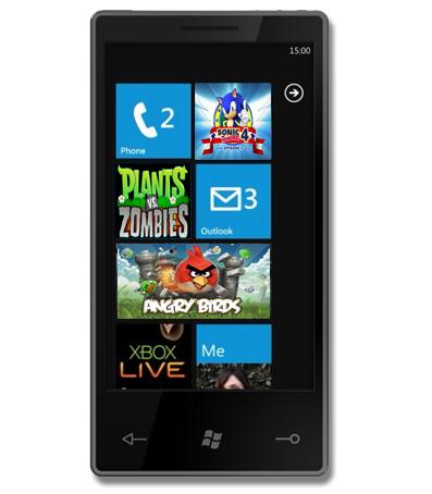 WindowsPhone 7 Angry B
