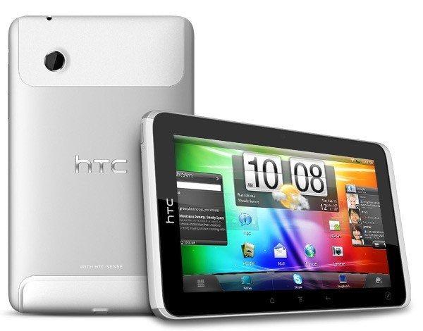 HTC Flyer, el tablet de HTC con puntero