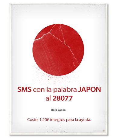 Ayuda a Japon
