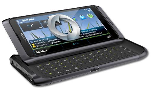 Nokia E7 actualizacion
