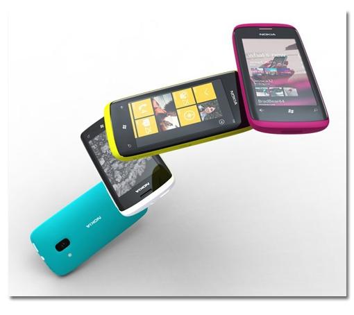 Nokia WindowsPhone 7