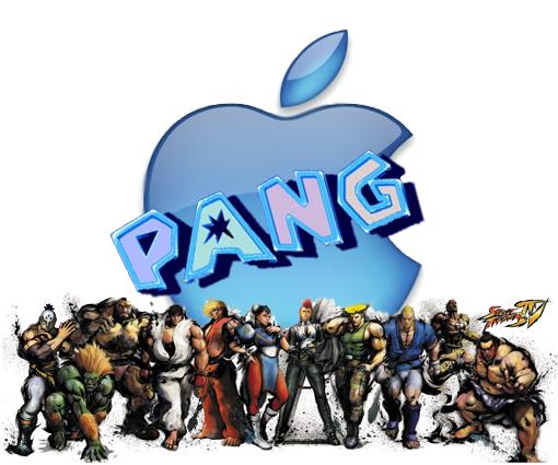 Apple juegos retro
