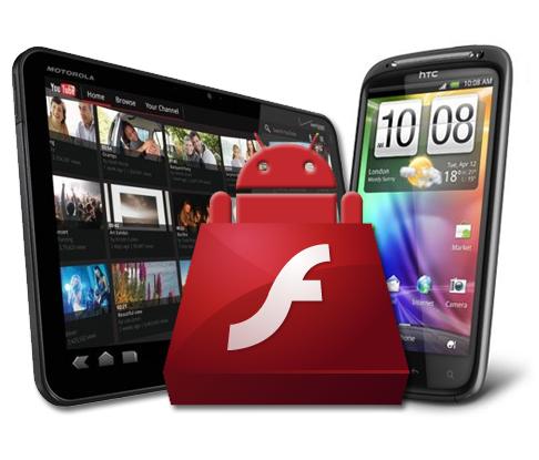 Adobe Flash Player 10.3 para Android ya disponible
