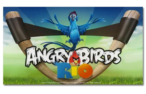 Nuevo capítulo para Angry Birds Río en mayo