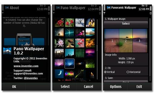 Personaliza el fondo de tu Symbian^3