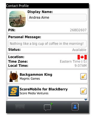 Blackberry Messenger 6.0 listo para descargar