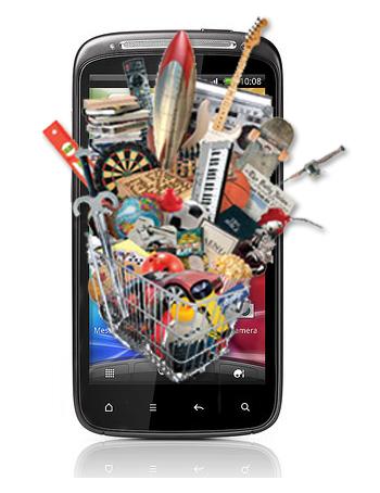 Descarga apps diseñadas específicamente para tu dispositivo Android