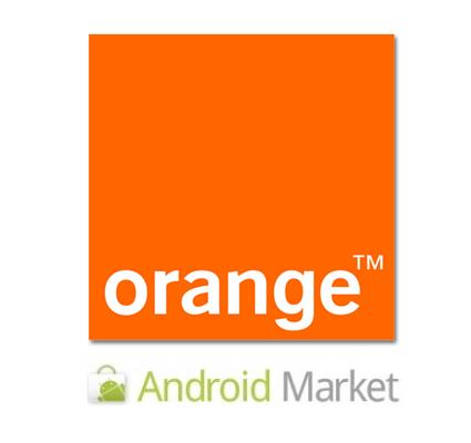 Tienda de aplicaciones de Orange en Android