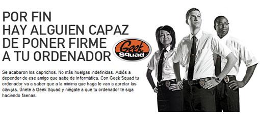 Geek Squad España. Asistencia informática para resolver todas tus dudas
