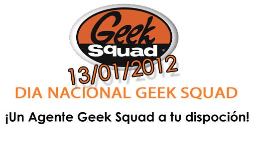 El Día de Geek Squad se acerca