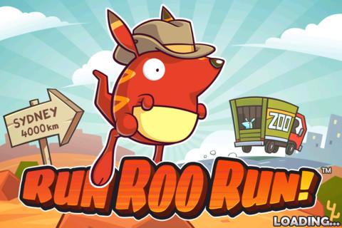Run Roo Run, viaja a Sydney y rescata a tu amor