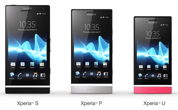 MWC 2012. Sony anuncia los Xperia P y Xperia U