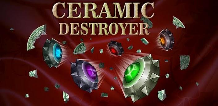 Ceramic Destroyer, un juego explosivo