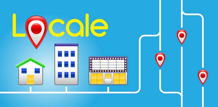 Aplicacion Locale