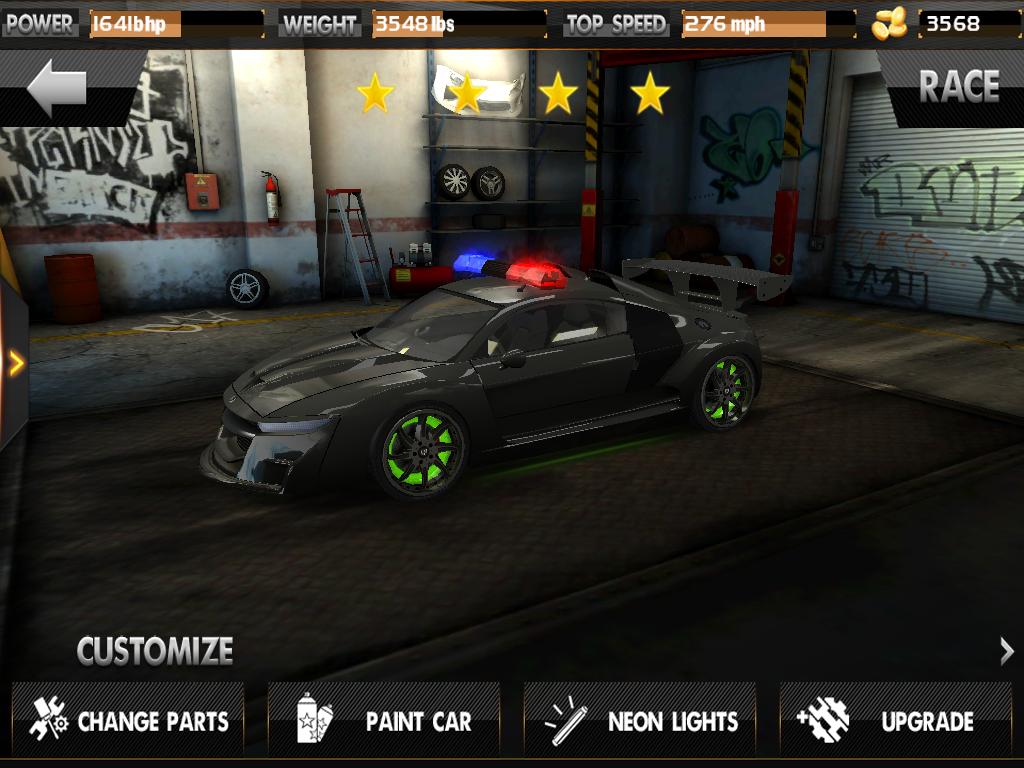 Car Club, el mejor juego de carreras de Drag para iOS